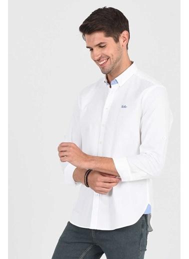 UCLA Gömlek Beyaz